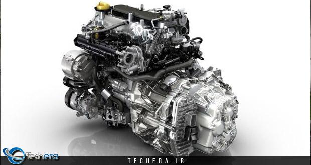 موتور dCi 110 دیزلی رنو مگان مدل سال 2017 میلادی