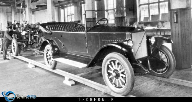 اولین خودروی تولیدی شرکت ولوو در سال 1928