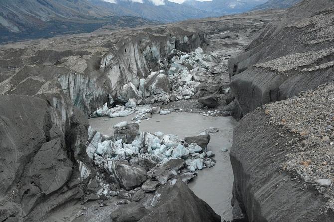 دانشمندان می گویند، این پدیده بر اثر تغییرات آب و هوایی که انسان موجب آن شده، رخ داده است