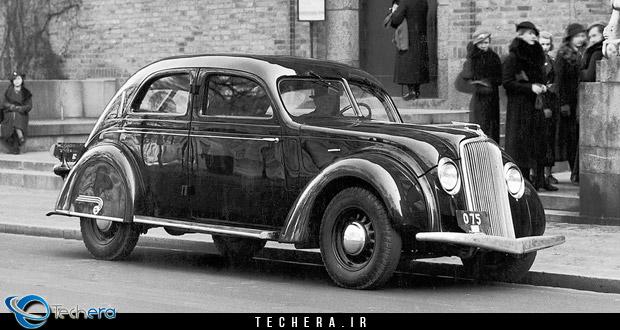 ولوو PV36 محصول سال 1930
