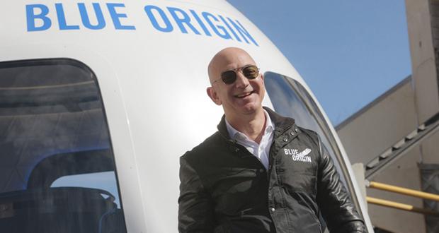 جف بزوس سالانه یک میلیارد دلار از سهام آمازون را برای صندوق بلو اورجین میفروشد