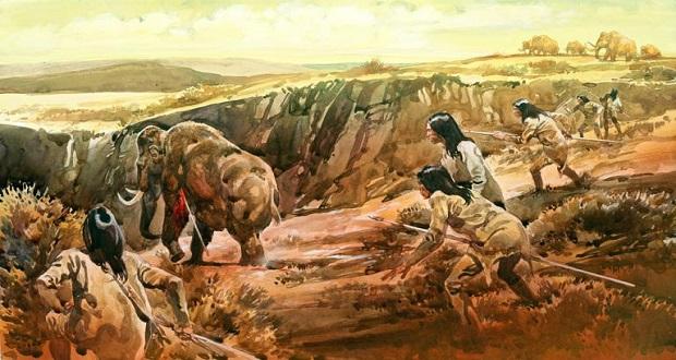 انسان های ماقبل تاریخ در انقراض ماموت ها نقش داشته اند