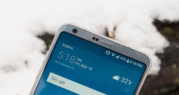 گوشی ال جی جی 6 به قابلیت اسکن سه بعدی چهره مجهز خواهد شد