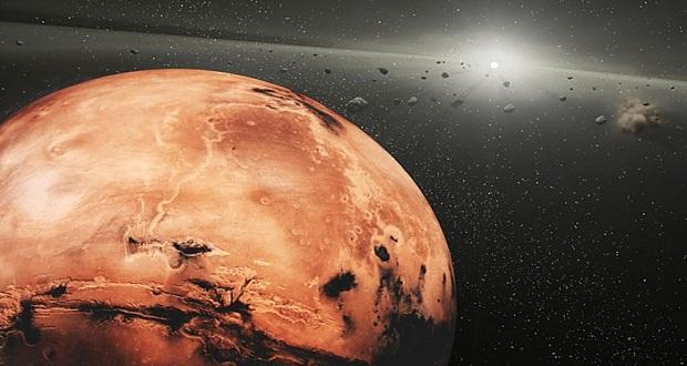 تروجان های مریخ ممکن است، بقایای یک خرده سیاره باستانی باشند