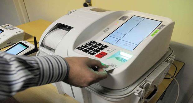 صندوق اخذ رای الکترونیکی انتخابات شورای شهر و روستا رونمایی شد