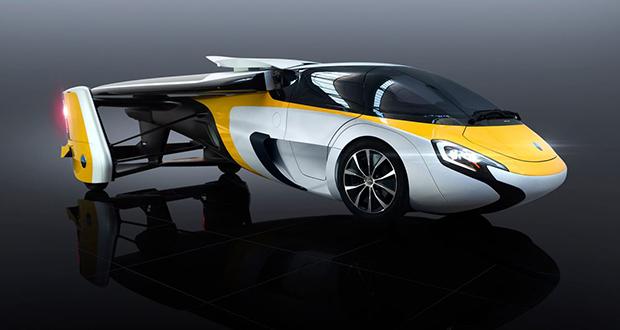 اولین خودرو پرنده جهان برای سال 2020 قابل پیش خرید است