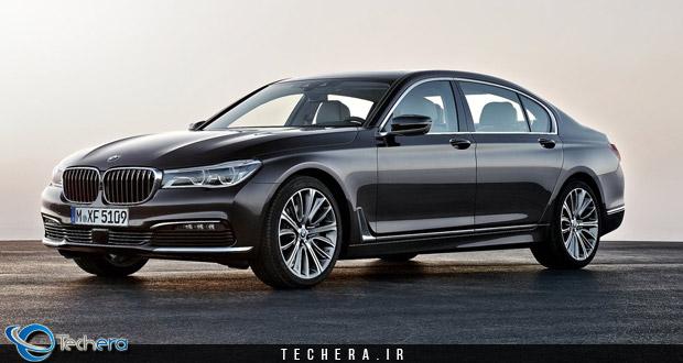 معرفی و مشخصات فنی ب ام و سری 7 ، خودرویی لوکس و پرقدرت از شرکت خودروسازی BMW