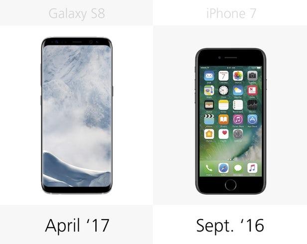 گوشی گلکسی اس 8 در تاریخ 21 آوریل (1 اردیبهشت) عرضه خواهد شد.