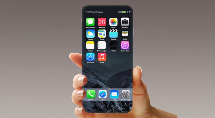 1. اپل آیفون 8