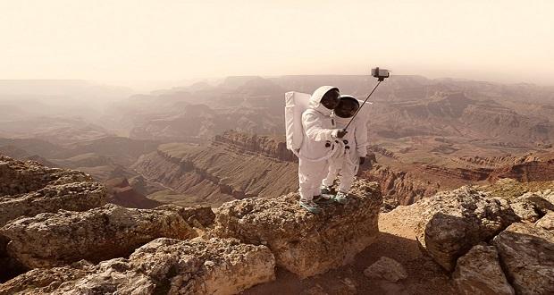 """""""سلامی از مریخ"""" زمانی که مریخ بدل به مقصدی توریستی شود!"""