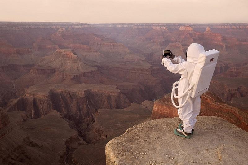 سلامی از مریخ پتانسیل رفتاری انسان در مواجه با محیط های جدید را به تصویر می کشد