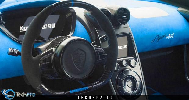 کوئنیگزگ Agera RS1