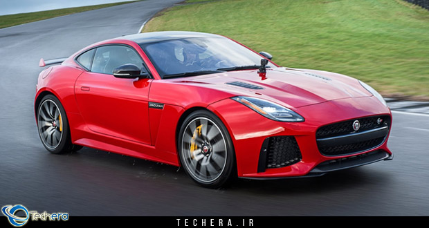 تجهیز مدل پایه جاگوار F-Type جدید به موتور 2 لیتری چهار سیلندر توربو