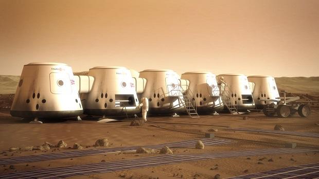 اسپیس ایکس قصد دارد، کسپول فضایی بدون سرنشین رِد دراگون را در سال 2018 به مریخ بفرستد و به مرور کسپول های فضایی دیگری به ماموریت مریخ اضافه کند