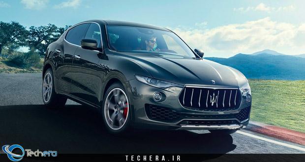 مشخصات فنی مازراتی لوانته اولین خودروی شاسی بلند محصول شرکت ایتالیایی مازراتی