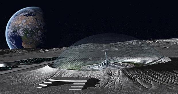 آژانس فضایی اروپا و چین یک پایگاه دائمی در ماه می سازند