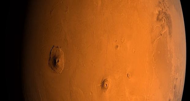 ناسا موفق به کشف یون های فلزی در جو مریخ شد