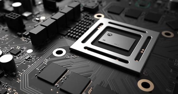 مایکروسافت مشخصات کنسول ایکس باکس اسکورپیو را اعلام کرد