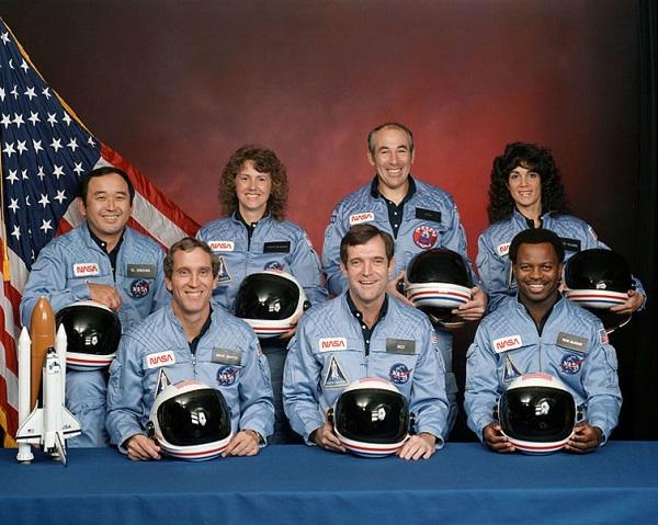 هفت خدمه شاتل فضایی چلنجر، مأموریت غمانگیز استیاس-۵۱-ال که بعد از انفجار شاتل جان سپردند