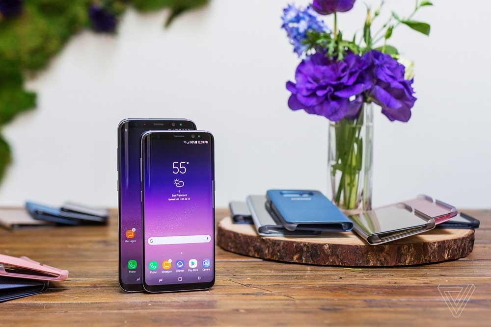 موبایل سامسونگ گلکسی S8 و سامسونگ گلکسی S8 پلاس، پرچمداران سال 2017 سامسونگ با پردازنده اگزینوس 8895 همراه با قیمتی نجومی وارد بازار ایران شدند.