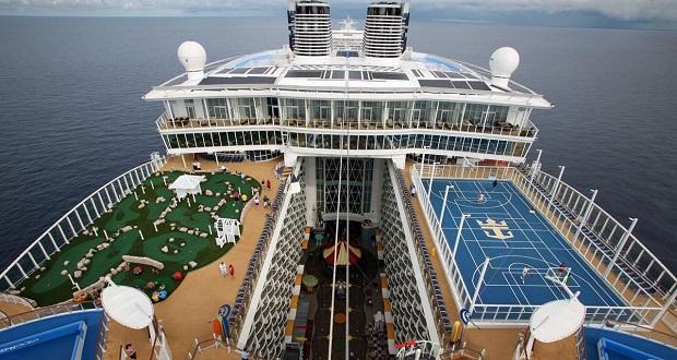 10 فروند از بزرگترین کشتی های جهان