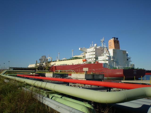 کشتی Q-Max، هشتمین کشتی بزرگ جهان
