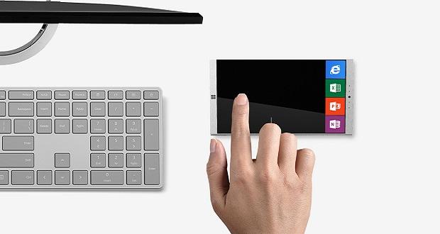 سرفیس فون مایکروسافت ؛ قدرتنمایی یک کامپیوتر در درون یک گوشی هوشمند