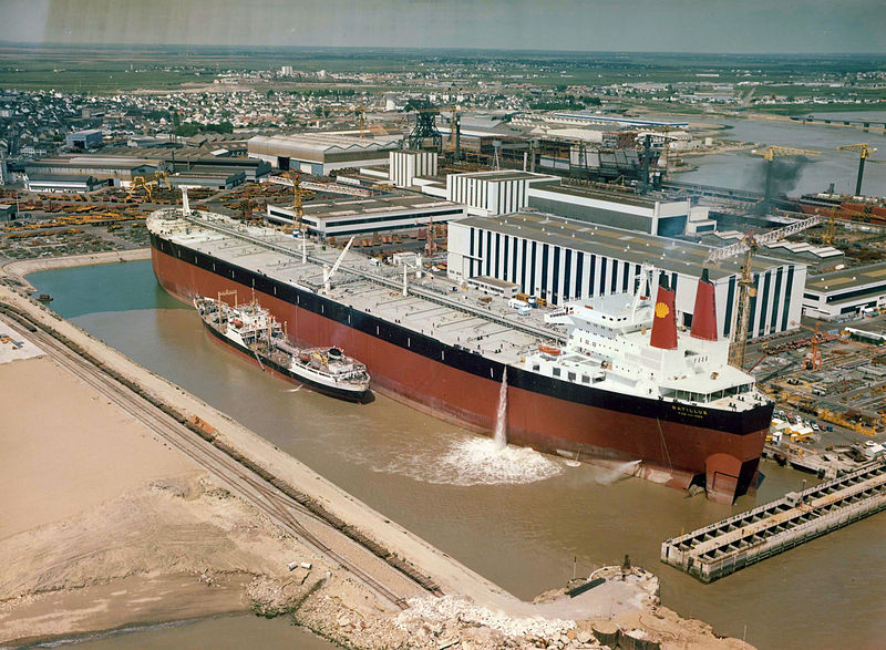 2. کشتی های کلاس ابر تانکر بتیلوس (Batillus)