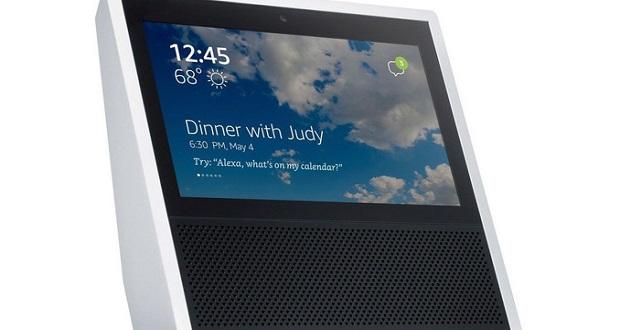 کمپانی آمازون رسما از صفحه نمایش لمسی اکو شو رونمایی کرد