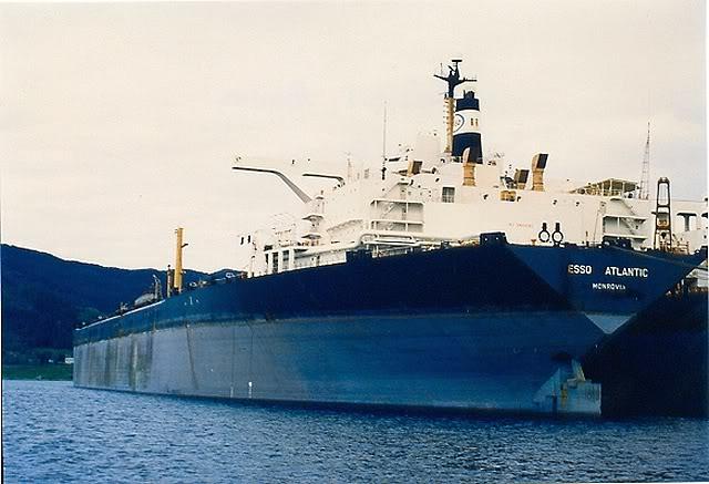 3. کشتی Esso Atlantic، سومین کشتی بزرگ جهان
