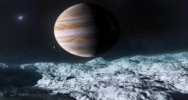 ماموریت مشترک ناسا و آژانس فضایی اروپا برای شکار حیات فرازمینی در قمر اروپا