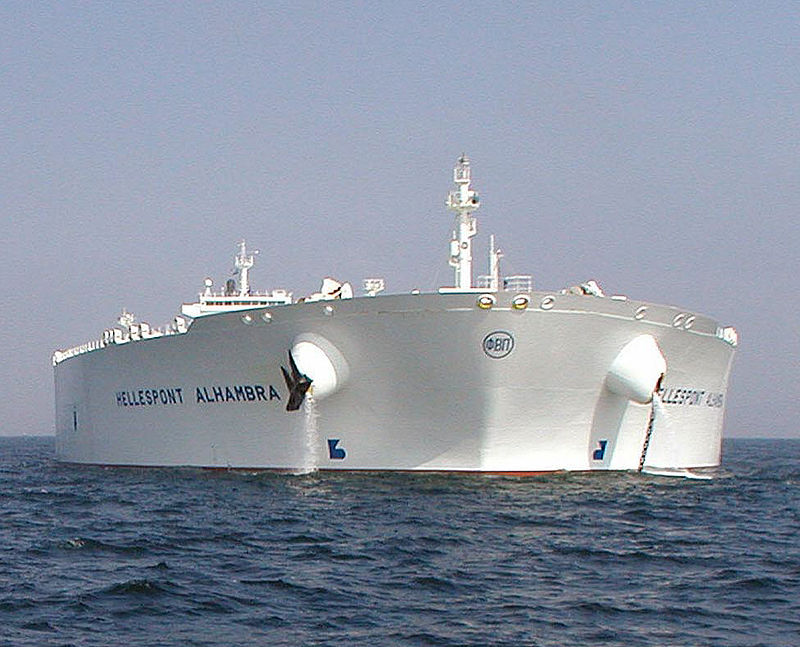 6. کشتی های کلاس TI، ششمین کشتی بزرگ دنیا