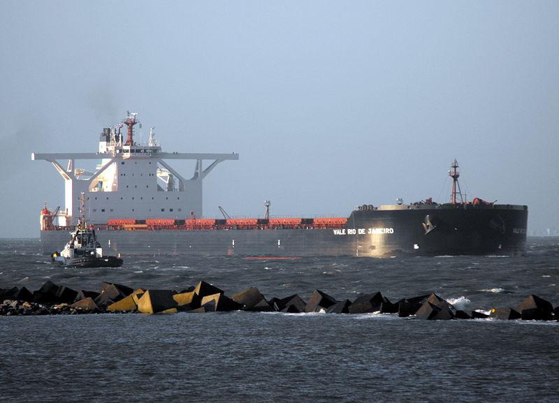 کشتی Valemax، هفتمین کشتی بزرگ جهان