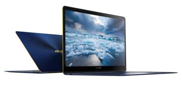 کمپانی ایسوس از لپ تاپ زنبوک 3 دلوکس رونمایی کرد