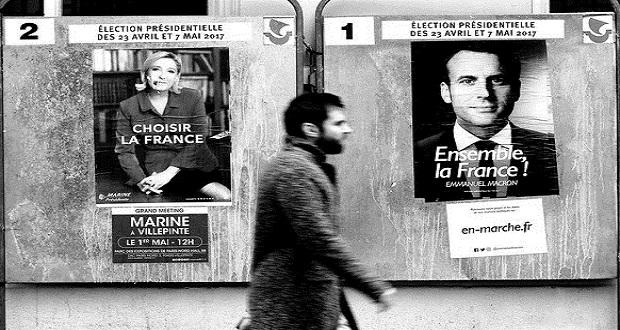 کمپین انتخاباتی امانوئل مکرون در آستانه انتخابات فرانسه هک شد