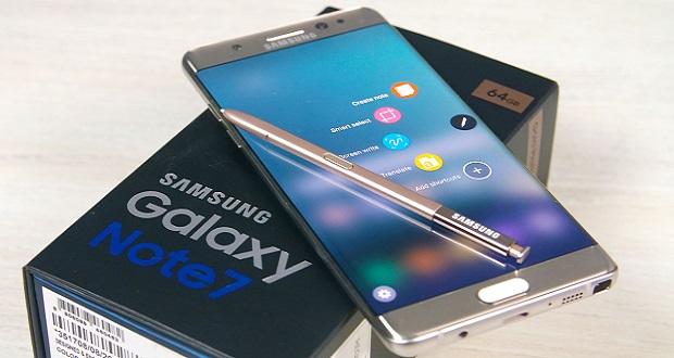 نسخه جدید گلکسی نوت 7 که به تازگی در بنچمارک گیک بنچ محک خورده است، گلکسی نوت 7 آر (Galaxy Note 7R) نام دارد