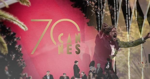لیست کامل برندگان هفتادمین جشنواره فیلم کن اعلام شد