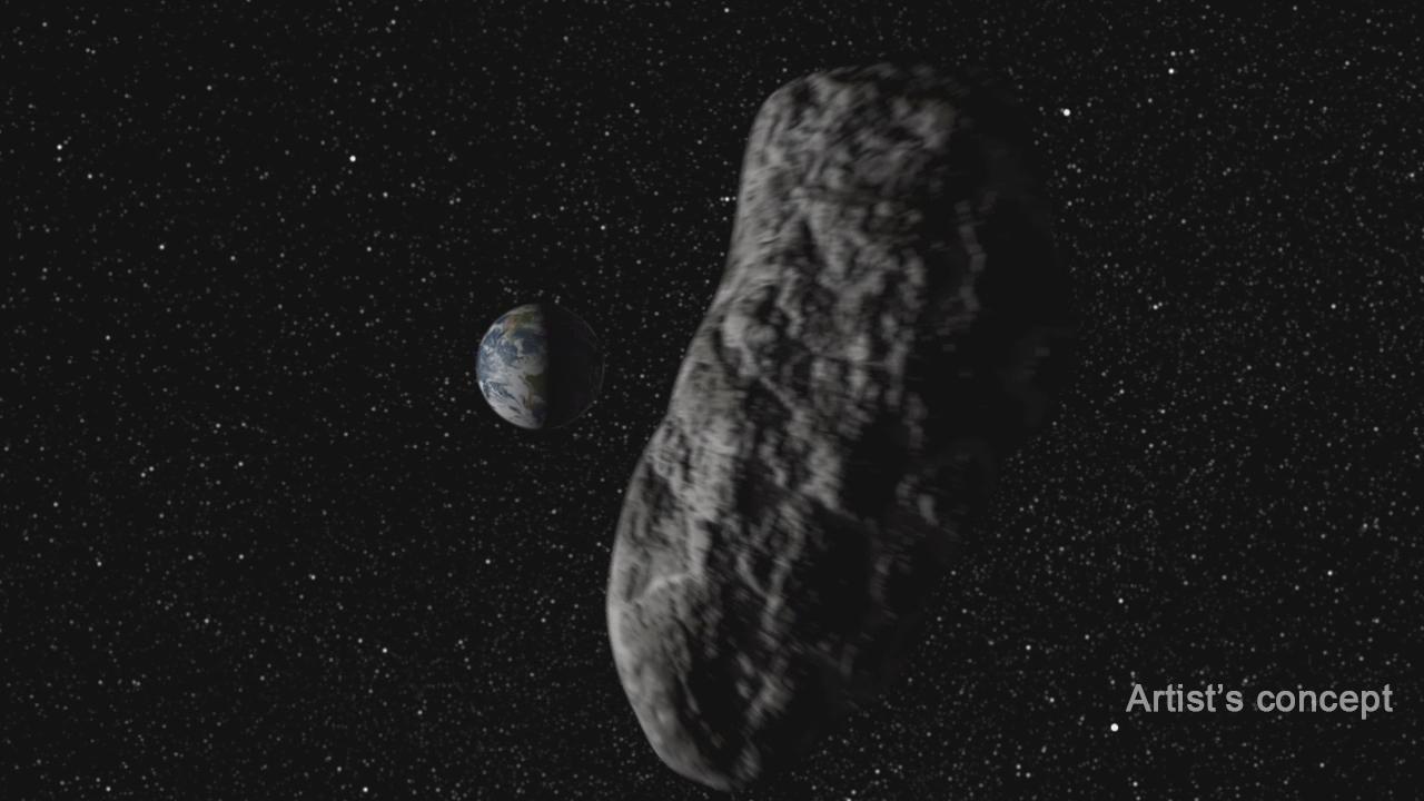 ستارهای که دنبالهدارها را به زمین پرتاب میکند