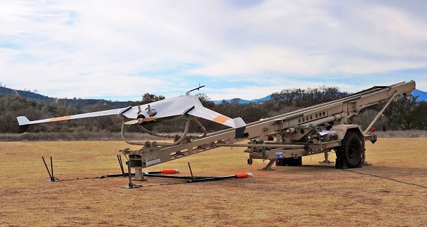 لاکهید مارتین در حال ساخت هواپیمای بدون سرنشین فیوری است
