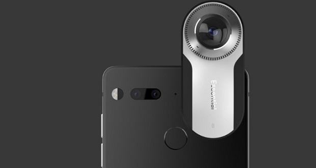 گوشی Essential معرفی شد؛ خالق اندروید محصول جدید خود را به نمایش گذاشت