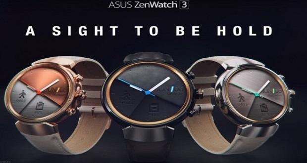 ساعت های هوشمند ZenWatch ایسوس از دور کنار رفتند