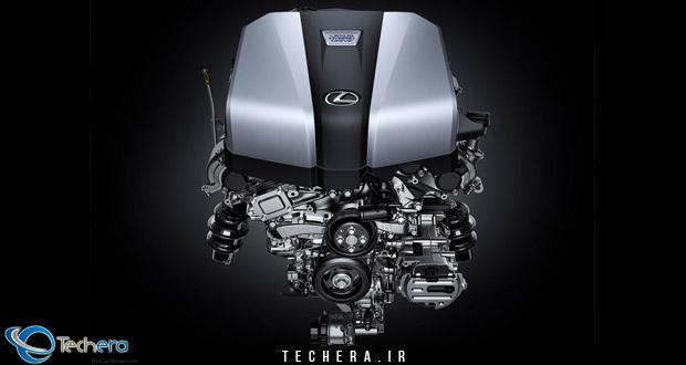 لکسوس LC500 مدل 2018