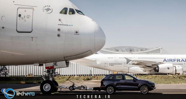 پورشه کاین S دیزل قویترین خودروی جهان