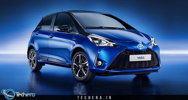 بررسی و مشخصات فنی تویوتا یاریس یک خودروی کوچک درون شهری از شرکت تویوتا