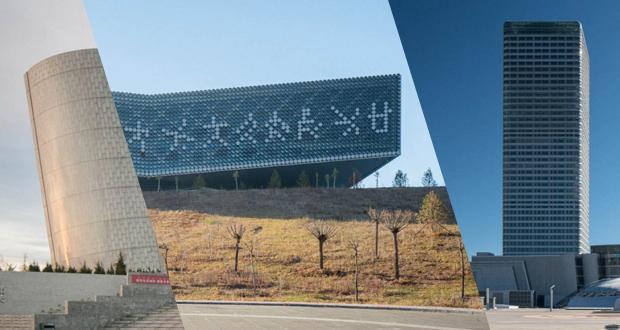 تصاویری سورئال از پروژه شکست خورده شهر آینده چین؛ اوردوس