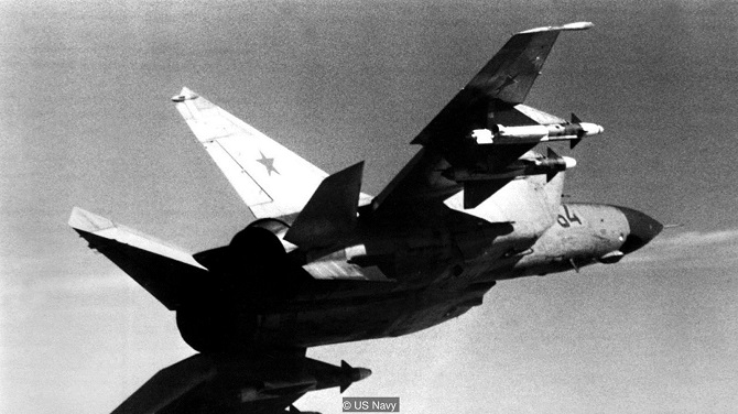 آمریکایی ها تصور می کردند، با جنگنده ای طرفند که از هر هواپیمای جنگنده دیگری سریع تر است