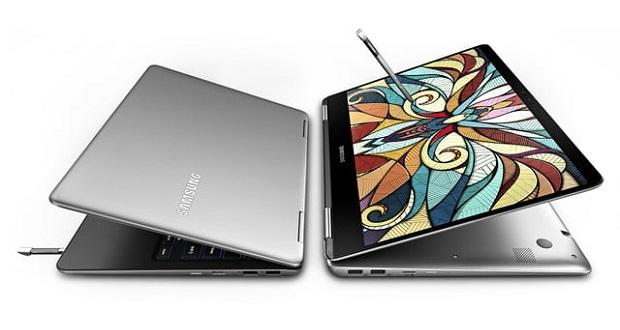 نوت بوک 9 پرو سامسونگ ، اولین لپ تاپ 2 در 1 مجهز به قلم استایلوس در جهان!