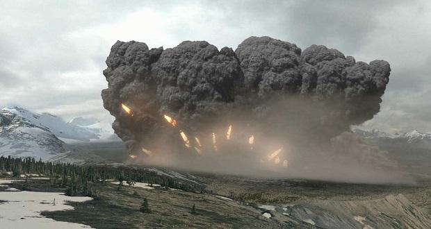 خطرناکترین آتشفشان اروپا بیدار میشود