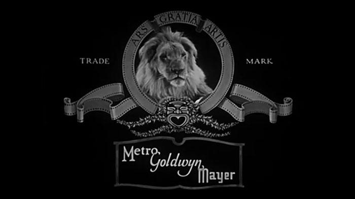 لوگو Metro Goldwyn Mayer