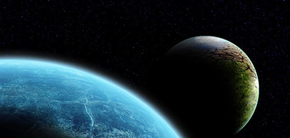 یک سیارک به زمین برخورد میکند